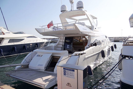 Azimut Yachts 64 for sale in  for €1,350,000 (£1,214,302)