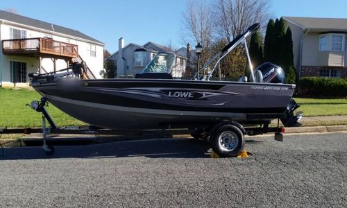 Image of Lowe Fishing Machine 1710 for sale in United States of America for $19,700 (£15,474) Stafford, Virginia, United States of America