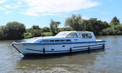 Image of Aquafibre 37 Sedan for sale in United Kingdom for £29,950 Norfolk Yacht Agency, United Kingdom
