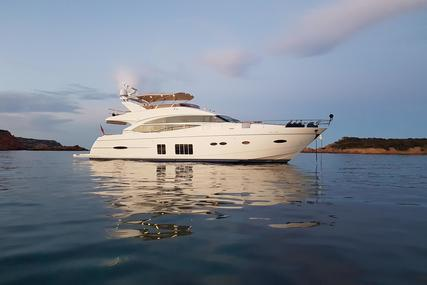 Princess 72 for sale in Italy for €1,490,000 (£1,315,360)
