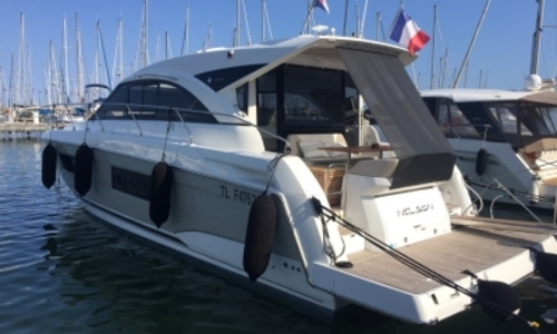Image of Jeanneau Leader 46 for sale in France for €430,000 (£377,411) HYERES, France