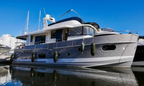 Image of Beneteau Swift Trawler 50 for sale in France for €790,000 (£696,385) HYERES, France