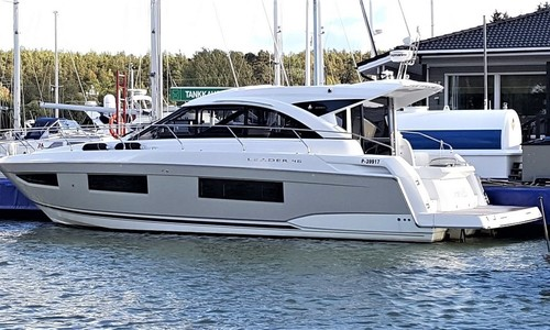 Image of Jeanneau Leader 46 for sale in Finland for €425,000 (£375,180) Turku, (, Finland