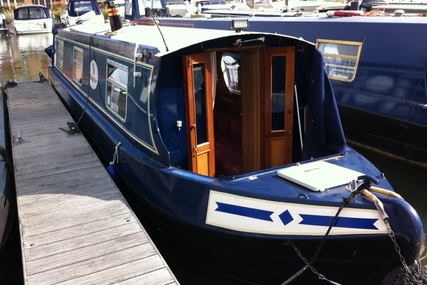 Piper Kingfisher - Cruiser Stern Narrowboat for sale in United Kingdom for £29,995