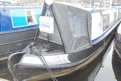 Golden Nook Boats Torestyn Traditional Stern Narrowboat for sale in United Kingdom for £29,995
