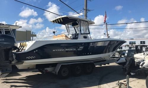 Image of Hydra-Sports 3300 CC for sale in United States of America for $118,000 (£91,571) Pompano Beach, Florida, United States of America