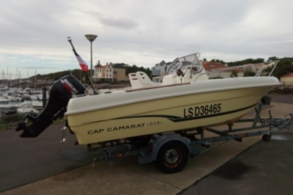 Jeanneau Cap Camarat 515 for sale in France for €9,500 (£8,387)