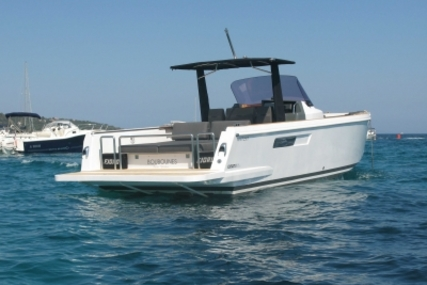 Fjord 36 Open for sale in France for €275,000 (£242,757)