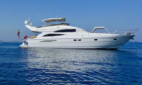 Image of Princess 61 for sale in Italy for €360,000 (£301,424) Sanremo, , Italy