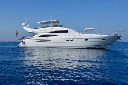 Princess 61 for sale in Italy for €360,000 (£315,421)