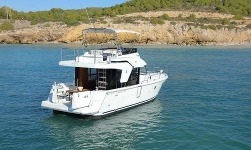 Image of Beneteau Swift Trawler 35 for sale in United States of America for $567,933 (£434,369) Seattle, WA, United States of America