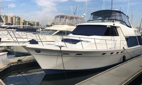 Image of Bayliner 4788 Pilothouse for sale in United States of America for $175,000 (£135,732) Marina del Rey, CA, United States of America