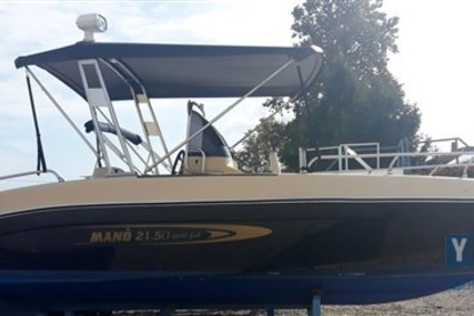 Manò Marine Manò Sport Fish 21.50 for sale in Italy for €19,000 (£16,804)