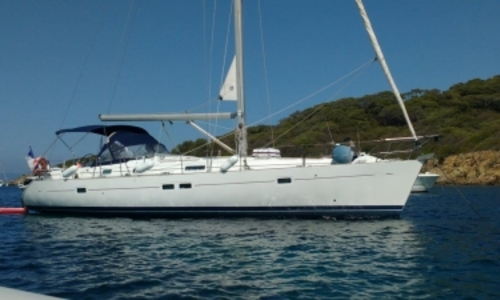 Image of Beneteau Oceanis 411 for sale in France for €72,000 (£63,084) GOLFE JUAN, France