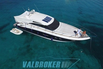 Princess V62 for sale in Italy for €885,000 (£781,236)