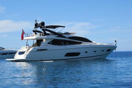 Sunseeker Manhattan 73 for sale in Spain for £1,595,000