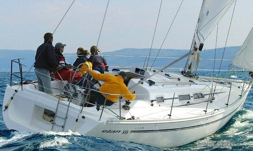 Image of Elan 333 for sale in France for €48,000 (£42,076) France