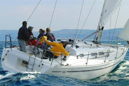 Elan 333 for sale in France for €48,000 (£42,046)