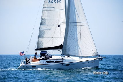 Jeanneau Sun Odyssey 39i for sale in France for €92,000 (£81,271)