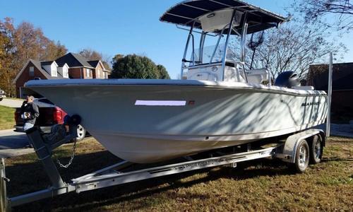 Image of Sea Hunt Triton 210 for sale in United States of America for $47,900 (£36,965) Archdale, North Carolina, United States of America