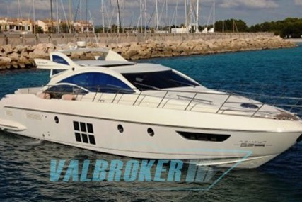 Azimut Yachts 62 S for sale in Italy for €560,000 (£490,656)