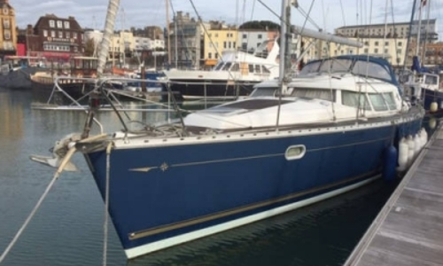 Image of Jeanneau Sun Odyssey 40 DS for sale in United Kingdom for £69,950 RAMSGATE, United Kingdom