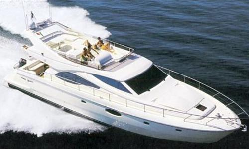 Image of Ferretti 590 for sale in France for €349,500 (£291,904) Nice, France