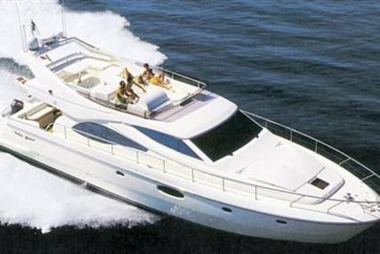 Ferretti 590 for sale in France for €350,000 (£309,545)