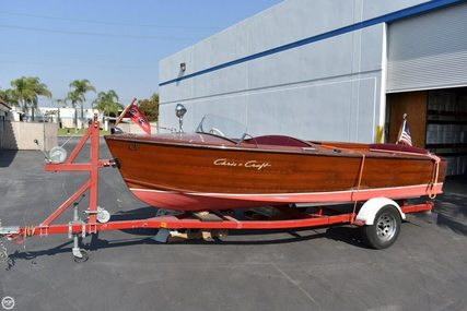 Chris-Craft 17 Sport Utility for sale in United States of America for $17,500 (£13,794)