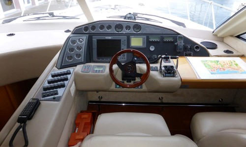 Image of Sealine T60 for sale in France for €399,950 (£360,354) Corsica, France