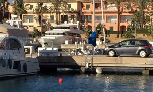 Image of Berth 15m berth for sale in Spain for €150,000 (£132,050) Sotogrande, Spain