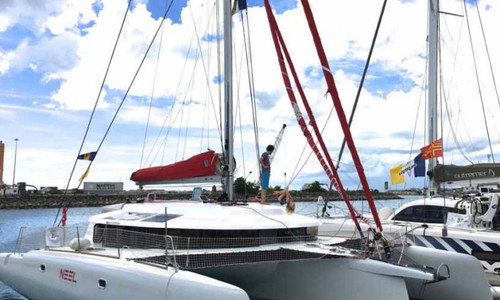 Image of NEEL Trimarans (FR) NEEL 45 for sale in  for €455,000 (£410,194) Karibik,