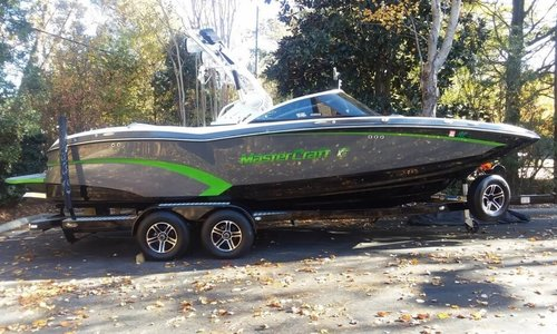 Image of Mastercraft X23 for sale in United States of America for $98,900 (£74,845) Raleigh, North Carolina, United States of America
