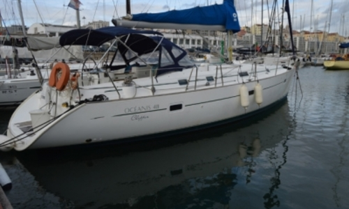 Image of Beneteau Oceanis 411 for sale in Portugal for €75,000 (£64,826) LISBON, Portugal