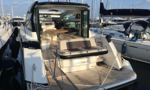 Image of Beneteau Gran Turismo 46 for sale in France for €550,000 (£475,890) GOLFE JUAN, France