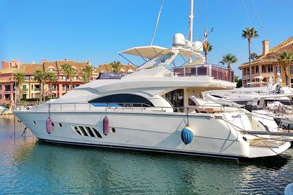 Dominator 68 S for sale in Spain for €625,000 (£539,691)