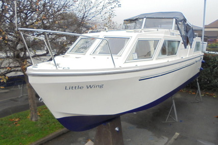 Viking Yachts 26 Centre cockpit 'Little Wing' for sale in United Kingdom for £21,995