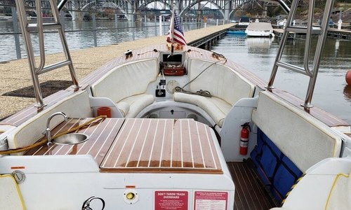 Image of Uniflite Whaleboat 26 for sale in United States of America for $25,000 (£19,458) Knoxville, Tennessee, United States of America