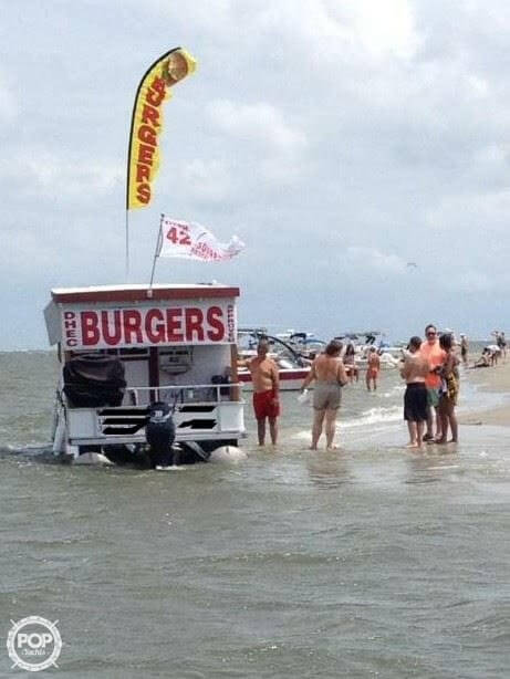Custom 25 (Food Boat) for sale in United States of America