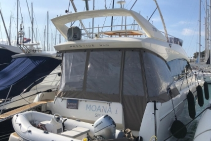 Prestige 500 for sale in Croatia for €460,000 (£394,136)