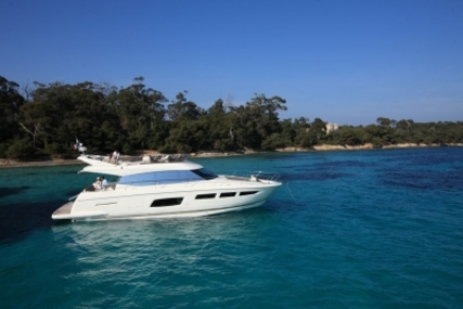 Prestige 550 for sale in Croatia for €645,000 (£581,951)