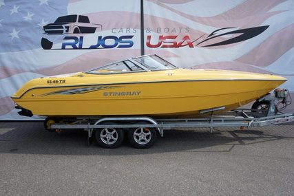 Stingray 220 SX 5.0 V8 (Baja Maxum Searay) for sale in Netherlands for €24,950 (£22,025)