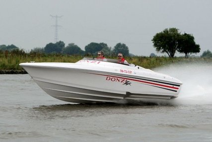 Donzi 22 ZX 6.2 V8 (Baja Formula Fountain Cigarette) for sale in Netherlands for €35,000 (£30,955)