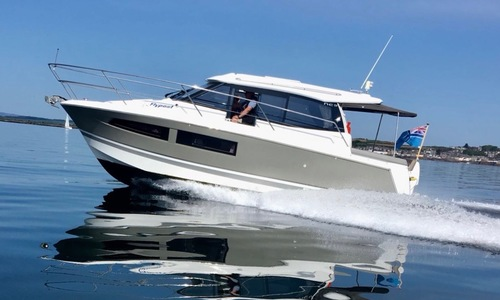 Image of Jeanneau NC 9 for sale in United Kingdom for £126,500  Scotland, United Kingdom