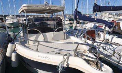 Image of Motor BOAT ITALIA OCEAN BLUE 270 for sale in Italy for €48,000 (£41,675) Toscana, Italy