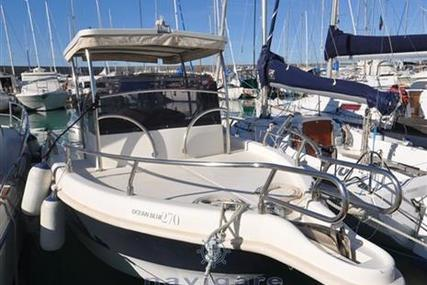 Motor BOAT ITALIA OCEAN BLUE 270 for sale in Italy for €48,000 (£43,248)