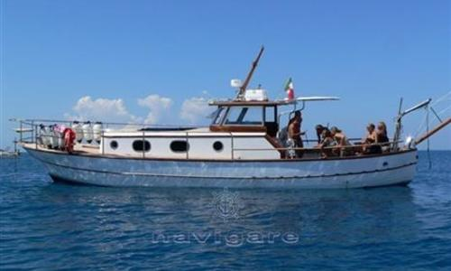 Image of MARCIANTE VINCENZO MOTORYACHT for sale in Italy for €85,000 (£74,113) Toscana, Italy