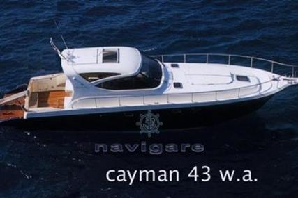 Cayman 43 Walkabout for sale in Italy for €139,000 (£124,862)