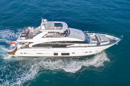 Princess 88 for sale in France for €4,000,000 (£3,529,671)