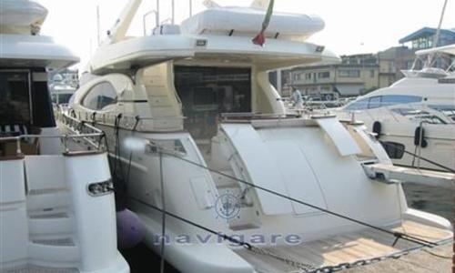 Image of Azimut Yachts 74 Solar for sale in Italy for €1,300,000 (£1,147,609) Toscana, Italy